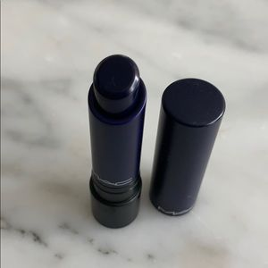 MAC Lipintensity lipstick Blue Beat